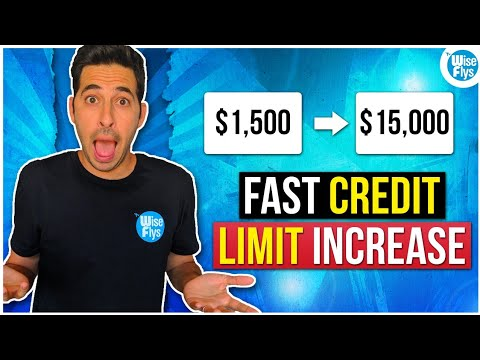 highest-credit-limit-increase-in-the-shortest-amount-of-time