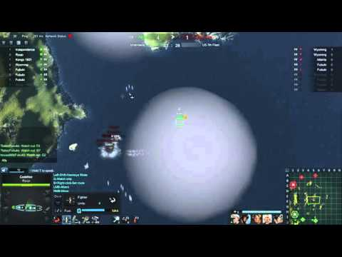 Steel Ocean - Fleet Battle Irmandade x US 7th Fleet