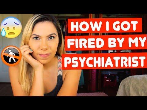 I Got FIRED By My Psychiatrist! [Bipolar Storytime]