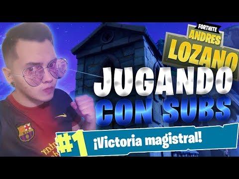 ESPECIAL 100 JUGANDO CON SUBS Y FEDE EN DIRECTO !! EPISODIO #100