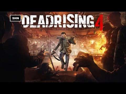 Dead Rising 4: Part 1 Full HD 1080p Walkthrough Gameplay No Commentary
