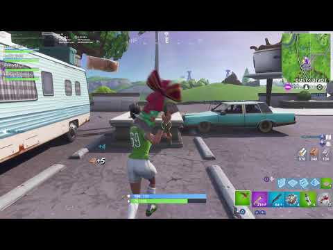 Fortnite Easy Win Vaulted Squads Youtube