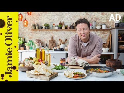 Aubergine Rogan Josh | Jamie Oliver | AD