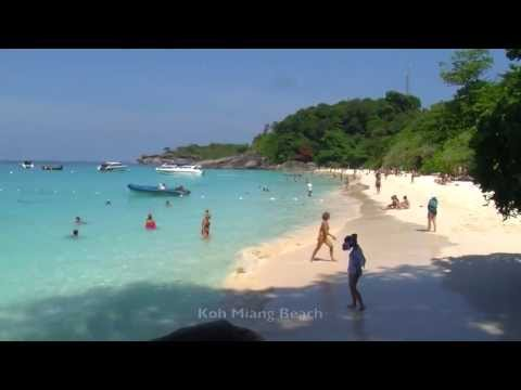 Best of Similan Island - Trip one day Andaman Sea - Thailand
