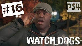 Watch Dogs прохождение PS4 - Часть #16 ✔ Вербуем БигБага