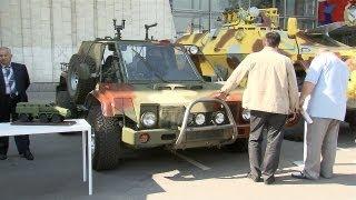 Exoesqueletos, robots de combate y otras novedades de la industria militar rusa