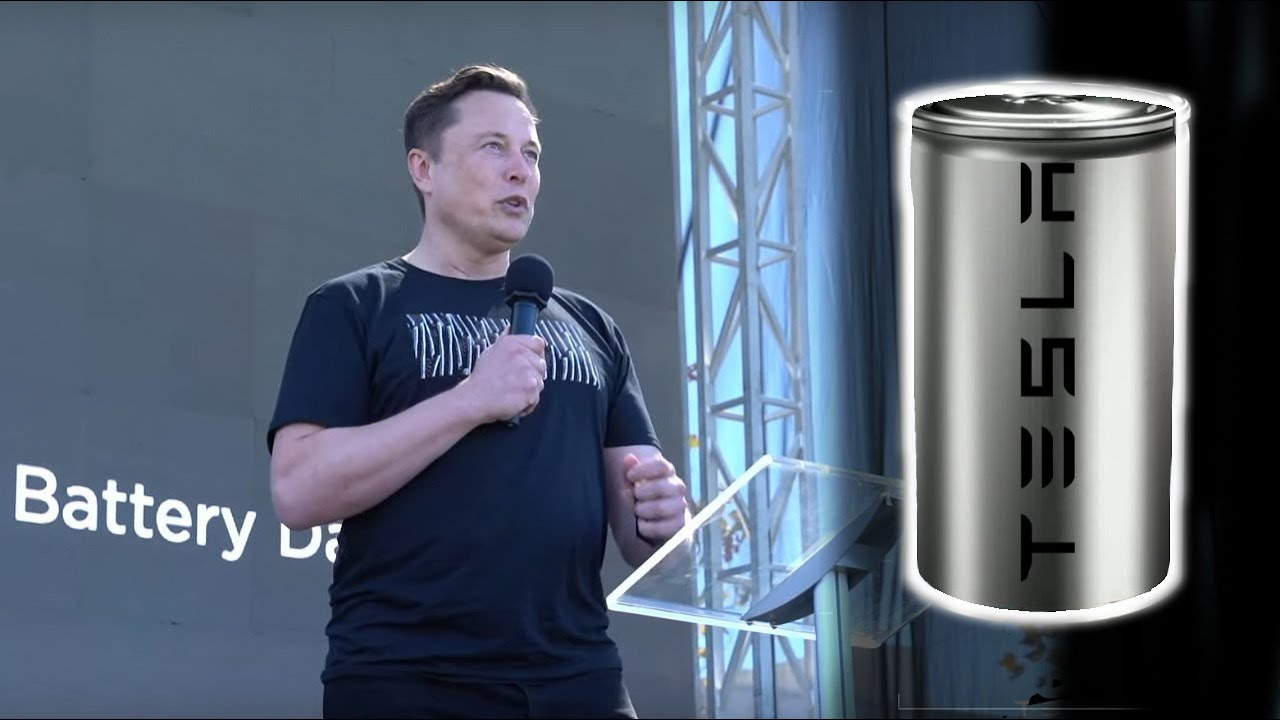 Tesla Battery Day: Entire Event in 16 Minutes (Supercut)