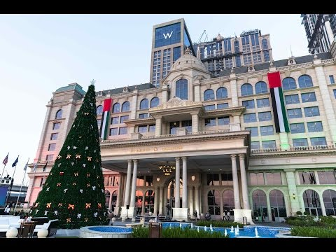 Official Opening of the Al Habtoor City, Hotel Collection