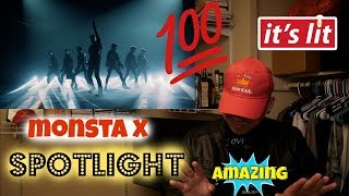 MONSTA X - SPOTLIGHT MV Reaction