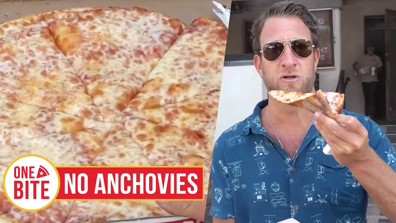 Barstool Pizza Review - No Anchovies (Tucson, AZ)
