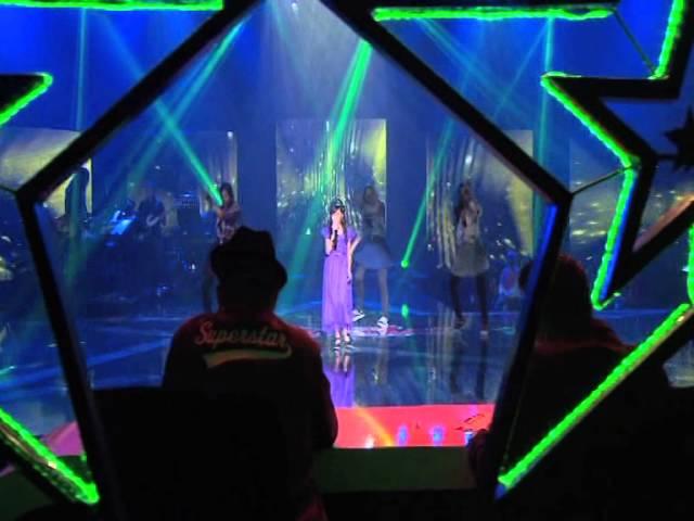 Ceria Popstar 2: Erissa - Diam Diam Jatuh Cinta (Ramlah Ram) [09.05.2014]