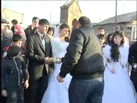 Blessing Day Of The Newly Married In Oshakan