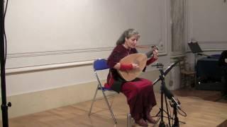 Dowland : Can she excuse, par Christine Gabrielle - Sté Française de Luth