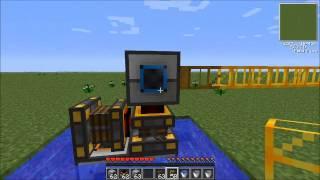 Minecraft Bölüm 1 Pulverizer Çalıştırma