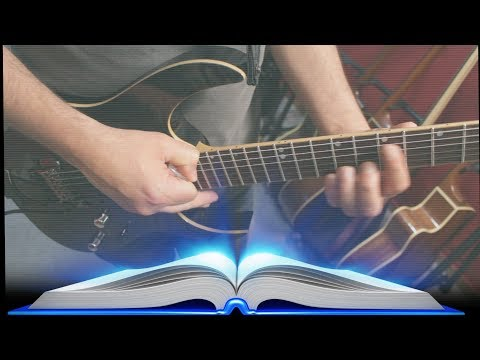 This Mysterious Book Improves Your Guitar Phrasing