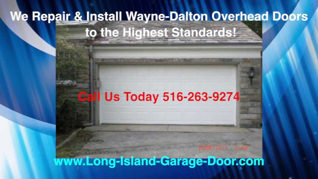 Wayne Dalton Garage Doors NY Long Island