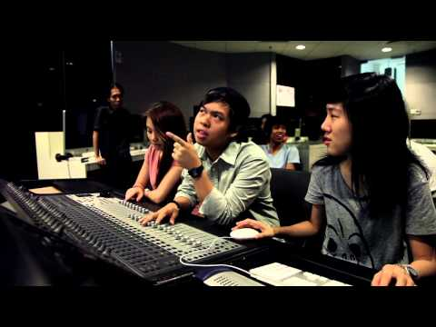 diploma in audio production showreel 2013