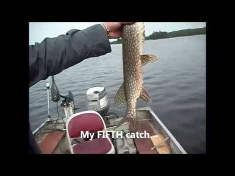CoffeeTime With Kelly:  Fishing With One Excited Girl!
