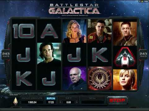 Battlestar Galactica Slot Review - Gameplay Overview