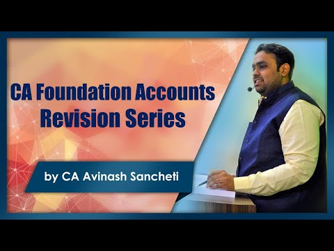 CA-CPT Accounts Quick Revision - Partnership JLP & SLP