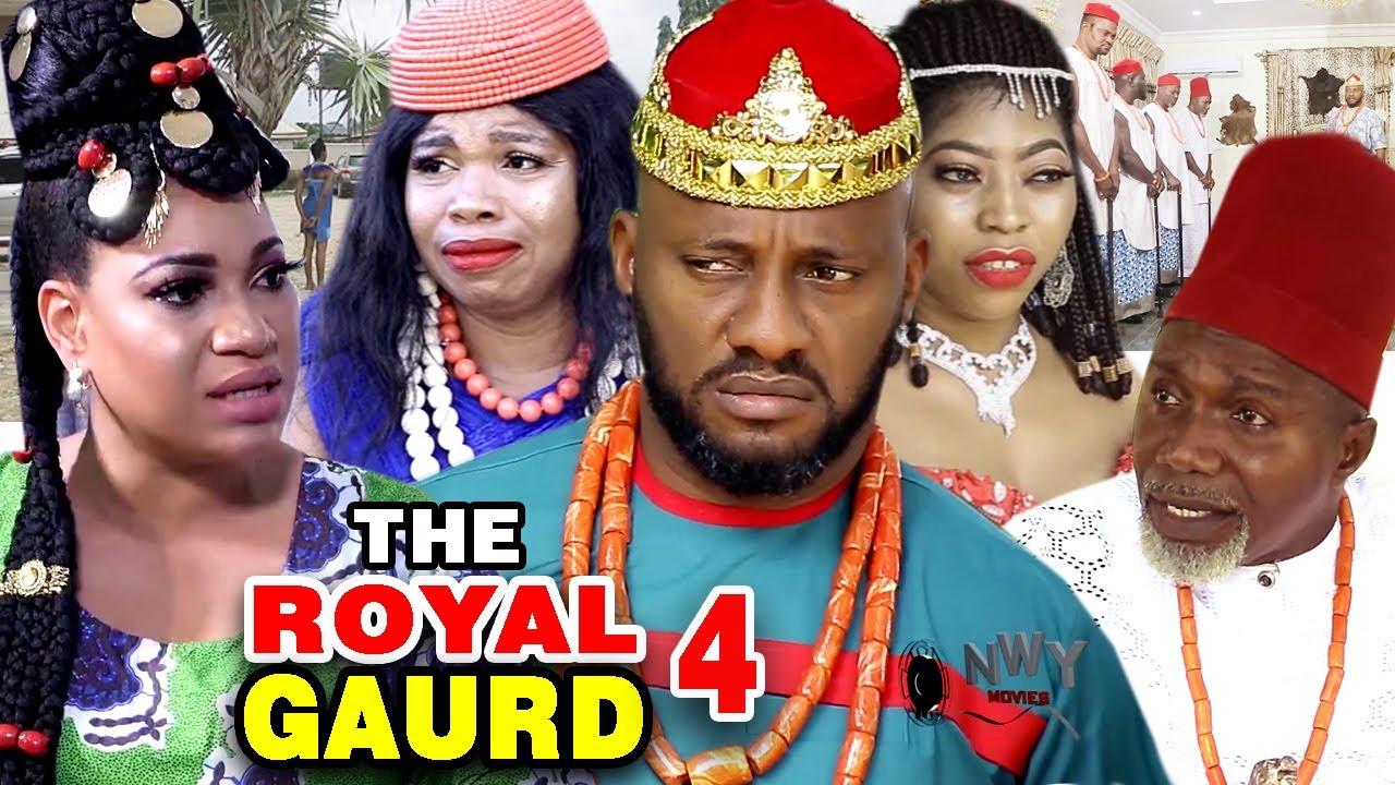 Download THE ROYAL GUARD SEASON 4 - Yul Edochie (New Movie) 2020 Latest Nigerian Nollywood Movie Full HD