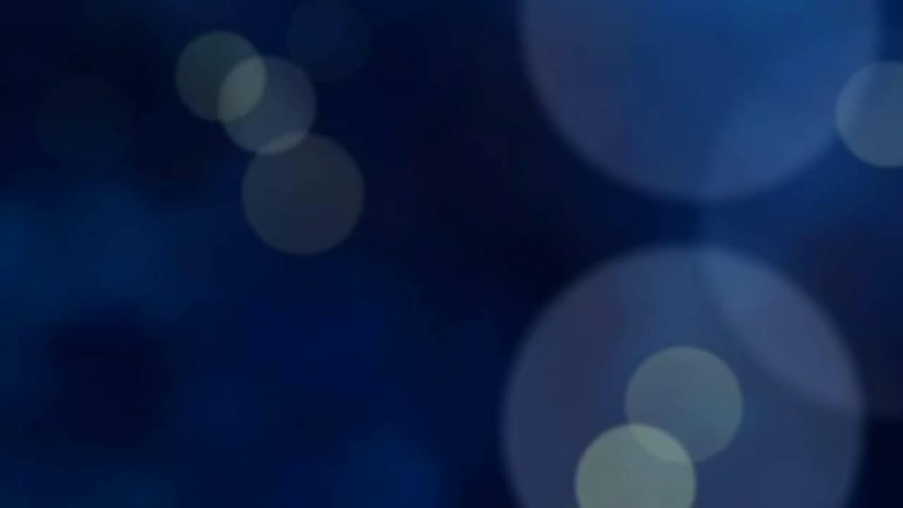 Blue Bubble Blur Free Creative Commons Motion Background Video 1080p