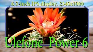 ulefone Power 6 Обзор внешнего клона Huawei Mate 20 за 159