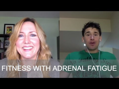 Live to 110 Podcast #120 Fitness with Adrenal Fatigue with Ben Greenfield
