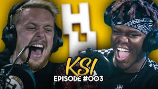 KSI | Joe Weller Carpark Fight, Saving a Man from Homelessness & The Sidemen | JHHP #3