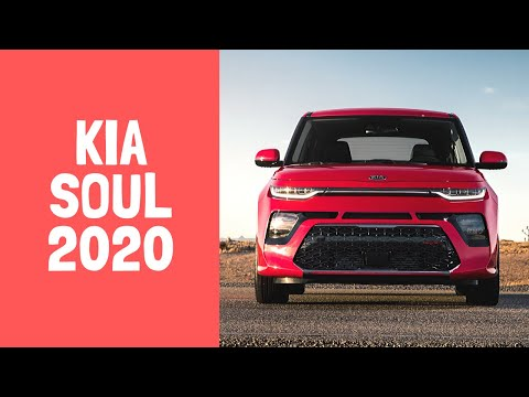 2020 Kia Soul 1st. look around San Diego