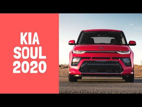 Kia Soul 2020 Prueba en español, precio y modificaciones