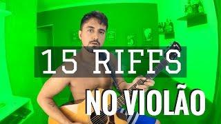 Baixar 15 RIFFS QUE TODO MUNDO CONHECE NO VIOLÃO #VEDA09