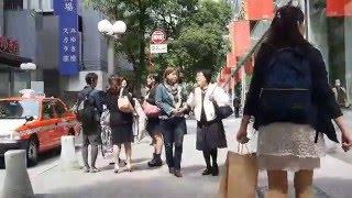 日比谷 東京宝塚劇場前 2016.4.20 Hibiya Tokyo Japan