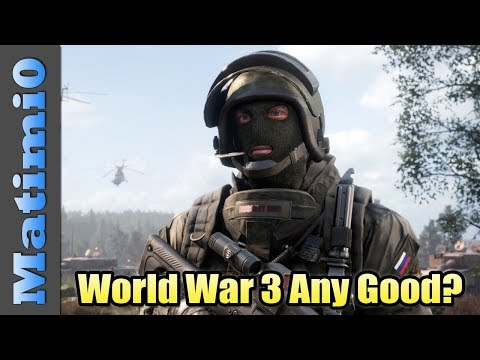 Battlefield Has Competition? - World War 3