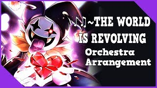 Deltarune - THE WORLD REVOLVING - Orchestra Arrangement