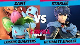 CGC 2019 SSBU - SnS   ZanT (Pokemon Trainer) Vs. TG   STARLEE (Marth) SSBU Singles Losers Quarters