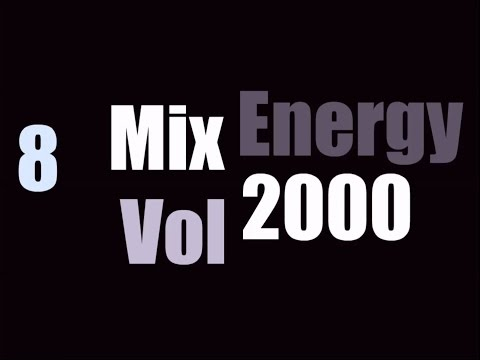 Energy 2000 Mix Vol. 8 FULL (128 Kbps)