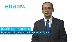 4th Funding Forum – Josep Garrell, Ramon Llul University, Barcelona, Spain thumbnail