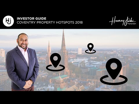Coventry Property Hotspots - 2018