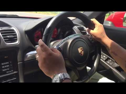 Taking The Porsche Boxster S For A Spin Kolkata Club Gt
