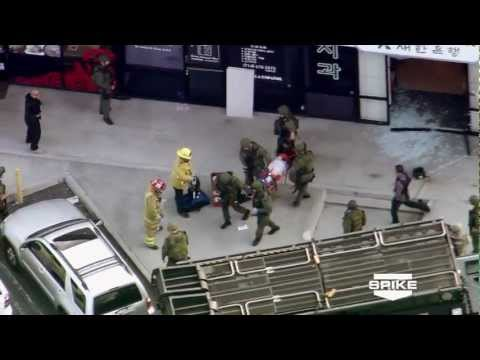 Worlds Wildest Police Videos: Robot Cop Saves The Day