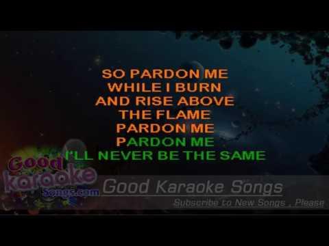 Pardon Me -  Incubus (Lyrics Karaoke) [ goodkaraokesongs.com ]