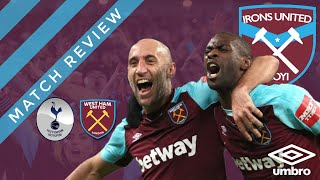Tottenham Hotspur 1-1 West Ham United Match Review | Obiang Rocket | Son Rocket | Irons United