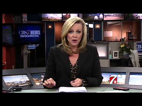 CBS 7 Continuing Coverage Station: Pecos Rising