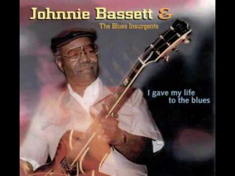 JOHNNIE BASSETT i'll get over you BLUES