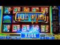 Money Rain Slot Machine Bonus + Retrigger - 14 Free Games with Mystery Dollar Symbols - BIG WIN