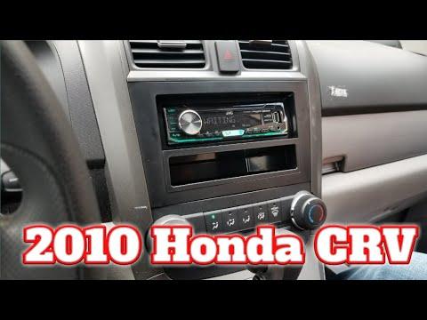 2010 Honda Crv Radio Removal | HOW TO