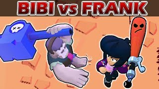 BIBI vs FRANK | 1 vs 1 | 18 Tests