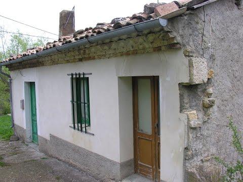 Casa di campagna in pietra roccaspinalveti abruzzo for Piani casa colonica di campagna