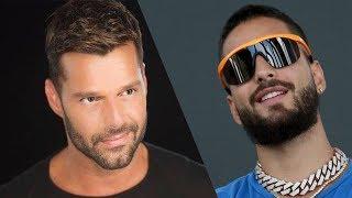 Maluma, Ricky Martin - No Se Me Quita (traducere în română)